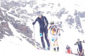 Open team race 1ere montee