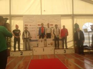 podium olivier